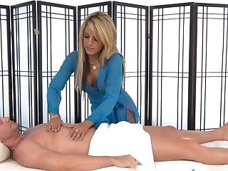 Incredible Adult Movie Stars Holly Taylor, Holly Tyler In Fabulous Rubdown, Hd Romp Vid