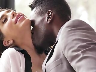 Joseline Kelly - Team Work Interracial Porno Movie