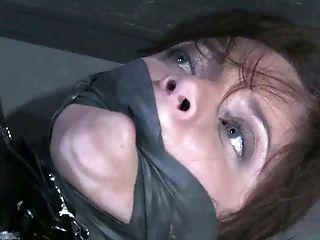 Bizarre Bondage & Discipline Flick With Torment And Crazy Restraint Bondage Activity