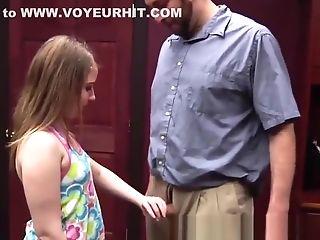 Sexy Teenage Having Hump With Older Dude Peep Freak