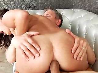 Brilliant Latina Gets Bum-fucked In Insane Modes