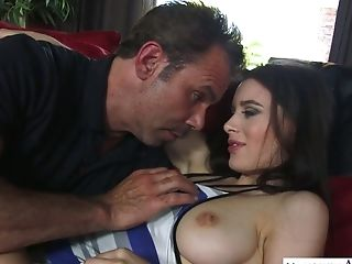 Gorgeous Nymphomaniac Lana Rhoades Is Crazy Hot And She Fucks Like No Other
