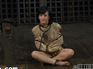 Sub Gets Ardous Caning