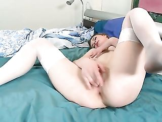 Unthinkably Sexy Harlot Is Horny As Hell And Fucks Herself With Gear With Wild Enthusiasm
