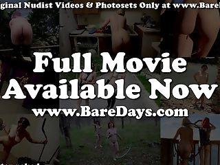 Raen's Naked Sprinkler Chase - Trailer