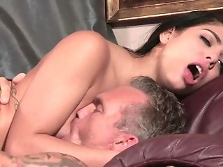 Matures Businessman Is In Need Of Gina Valentina's Amazing Bod