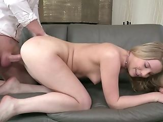 Russian Superslut With Flushing Face Is Called Kiara Night And She Loves Hot Fuck
